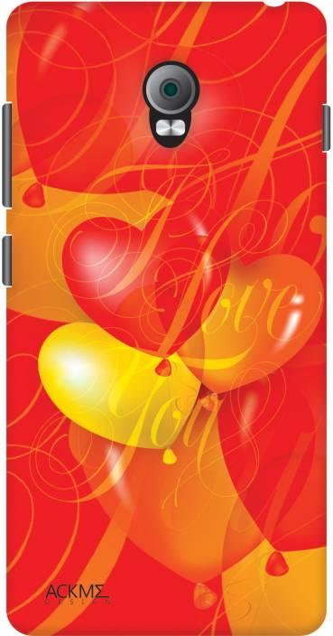 Ackme Design Back Cover for Lenovo P1