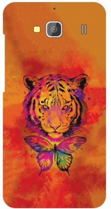 Printland Back Cover for Mi Redmi 2