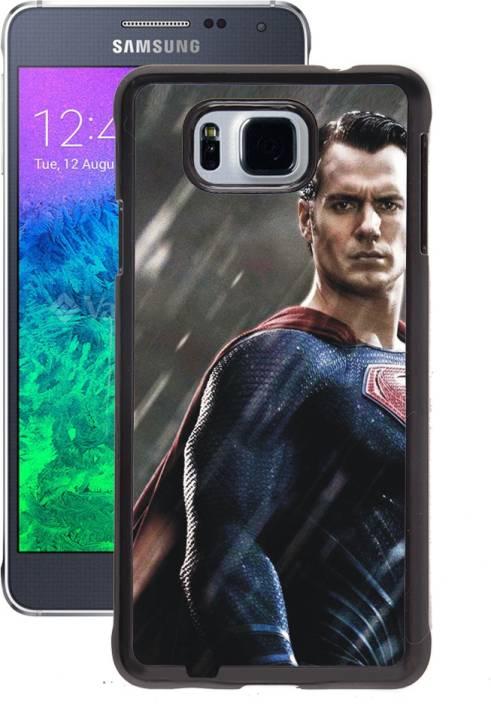 FUSON Back Cover for Samsung Galaxy Alpha G850F