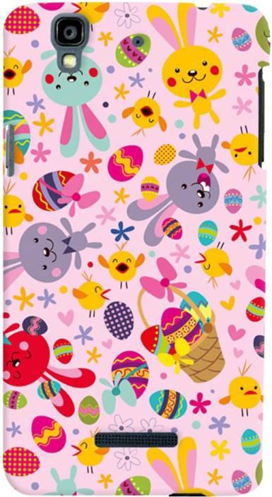 Printvisa Back Cover for Micromax YU YUREKA A05510