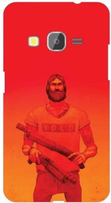 Printland Back Cover for Samsung Galaxy J2 - 2016