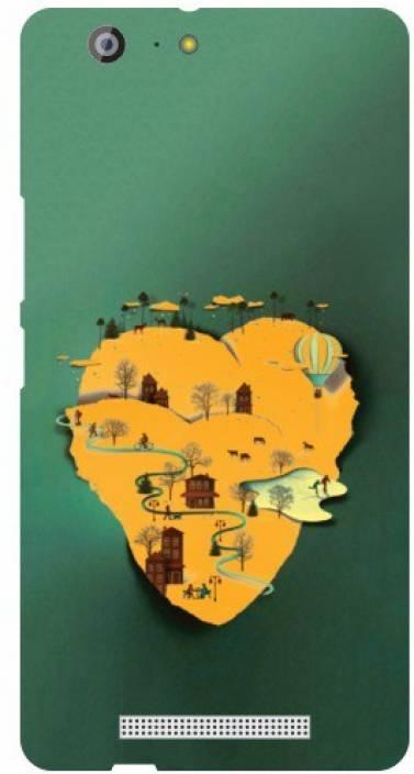 Printland Back Cover for Gionee Marathon M5