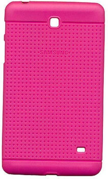 773122a0dfb Gadget Decor Back Cover for Samsung Galaxy Tab 4 SM-T231 (Pink, Rubber)