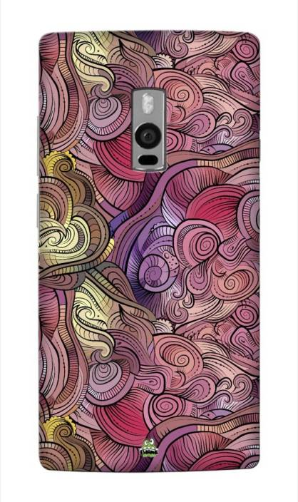 Blink Ideas Back Cover for Oneplus Two