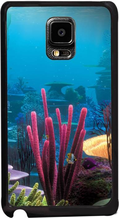 Sash Back Cover for Samsung Galaxy Note 4 Edge