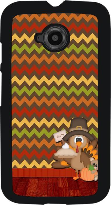 Sash Back Cover for Motorola Moto E2