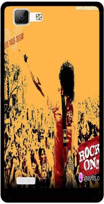 Treecase Back Cover for VIVO V1 Max