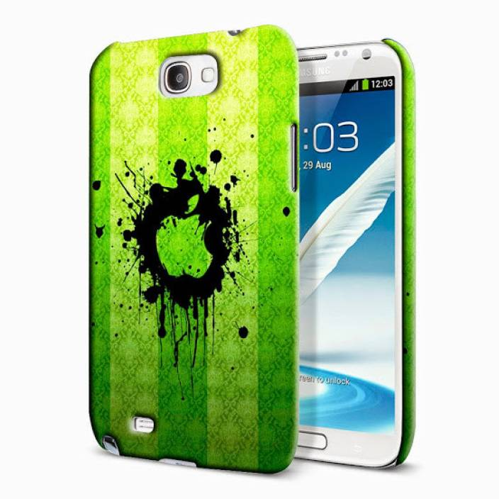 Theskinmantra Back Cover for SAMSUNG Galaxy Note 2