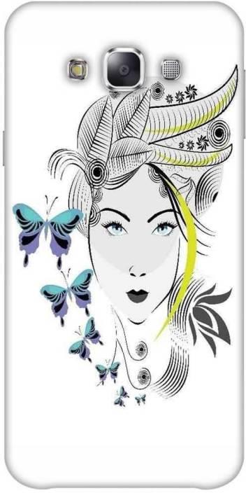 Snoogg Back Cover for SAMSUNG Galaxy E7