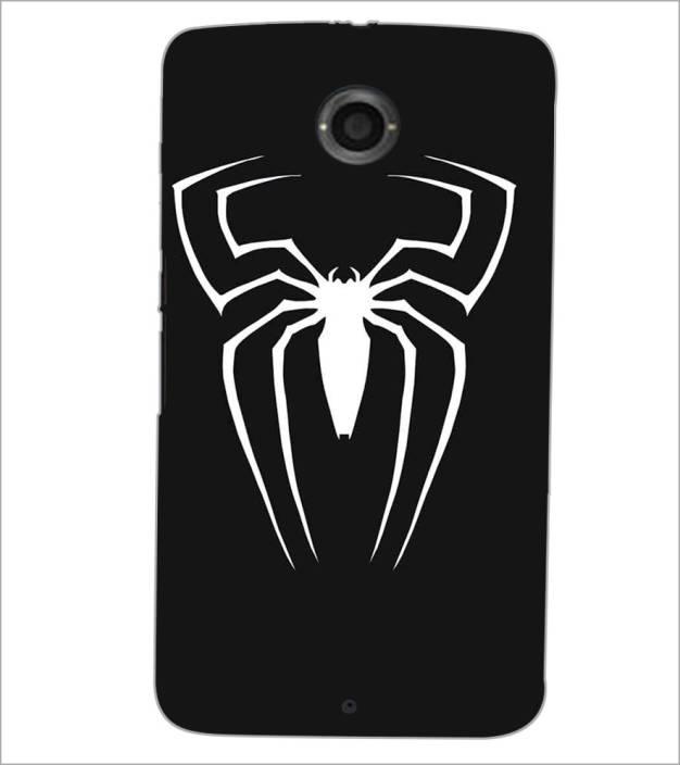 Printswag Back Cover for Motorola Nexus 6