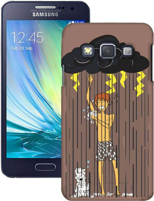 AmerakiDesignHouse Back Cover for Samsung Galaxy A3 SM-A300F