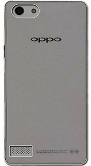 buy popular f9540 5d57f Akrobo Back Cover for OPPO NEO 7 A33F ( Hard Clear Case ) - Akrobo ...