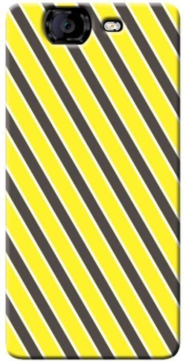Blink Ideas Back Cover for Micromax Canvas Knight A350