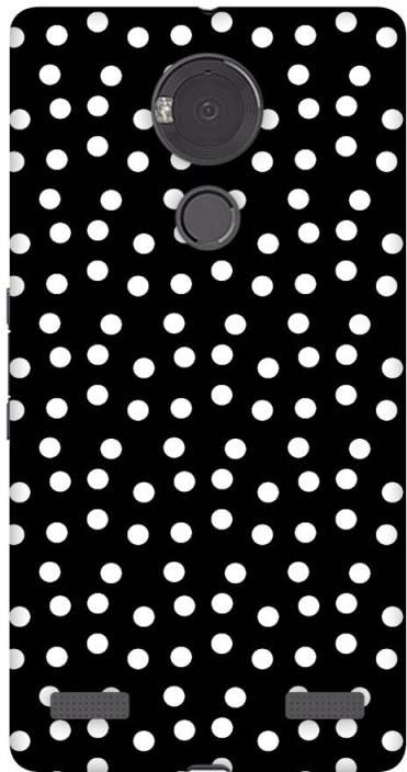 Fasheen Back Cover for Micromax YU Yureka Note