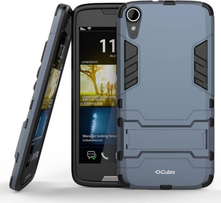 size 40 7e4ab bb97c Cubix Back Cover for HTC Desire 828