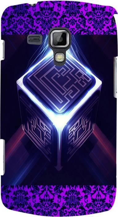 Farrow Back Cover for Samsung Galaxy S Duos