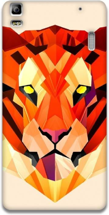 The Racoon Back Cover for Lenovo K3 Note