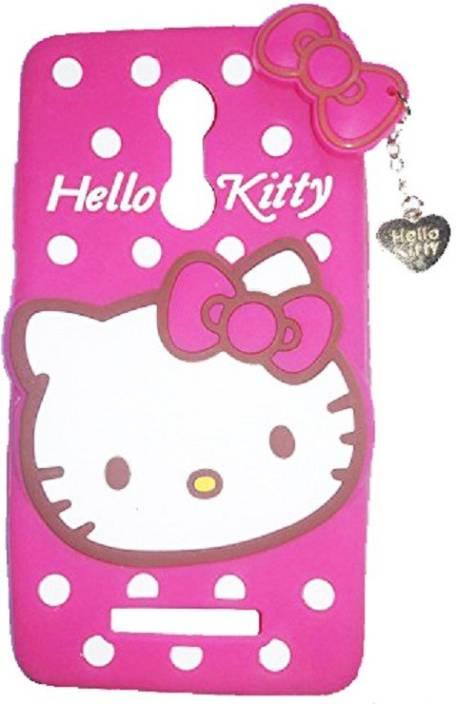new arrival a4cf1 62097 Hello Kitty Back Cover for Mi Redmi Note 3