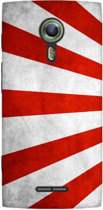 Muvit Back Cover for Alcatel One Touch Flash 2