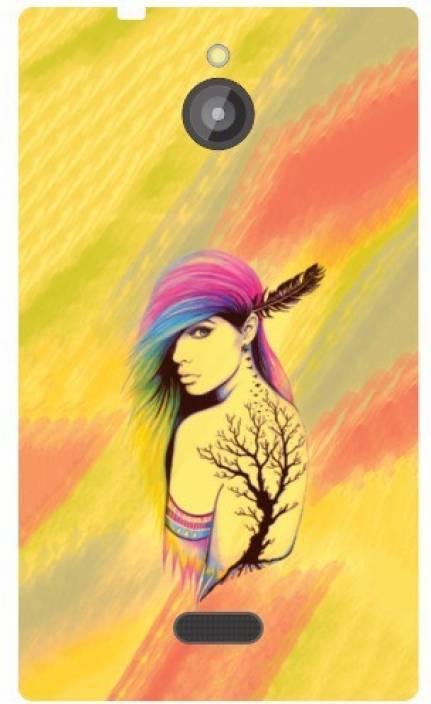 Printland Back Cover for Nokia X2
