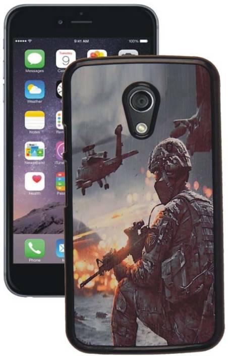 detailed look ae5c1 99d68 FUSON Back Cover for Motorola Moto G (2nd Generation) - FUSON ...