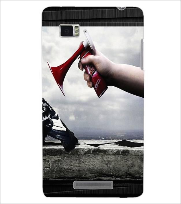 Farrow Back Cover for Lenovo K3 Note