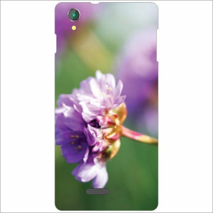 Via Flowers Llp Back Cover for XOLO A1010