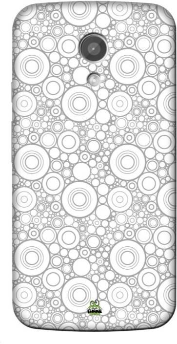 Blink Ideas Back Cover for Motorola Moto G (2nd Generation)
