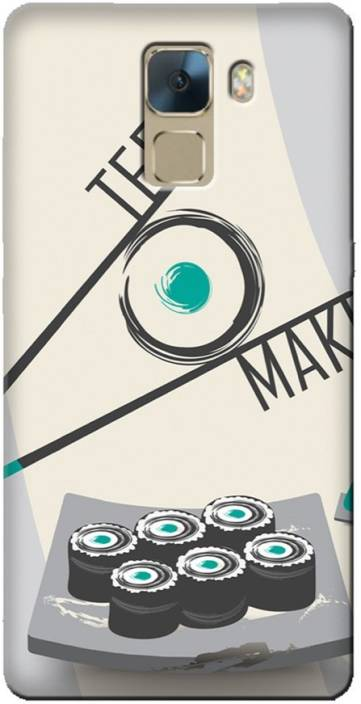 Blink Ideas Back Cover for Huawei Honor 7
