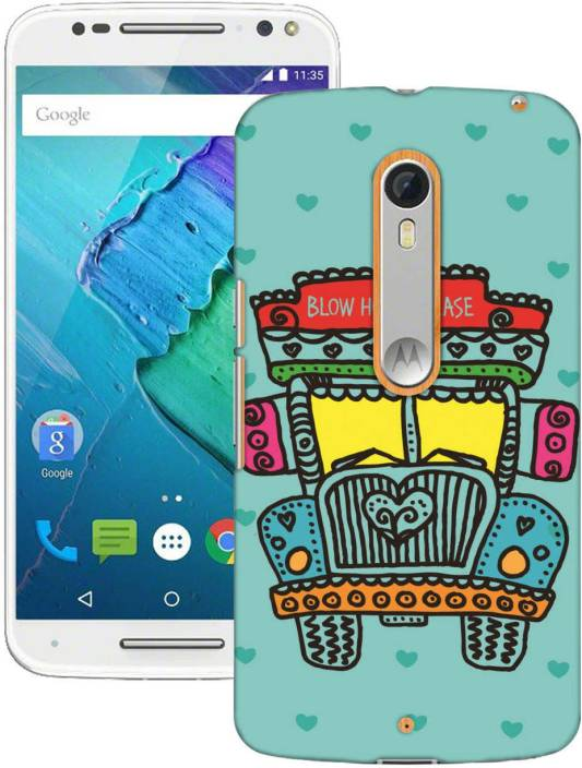 AmerakiDesignHouse Back Cover for Motorola Moto X Style