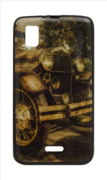 NSI Back Cover for Micromax canvas doodle A102