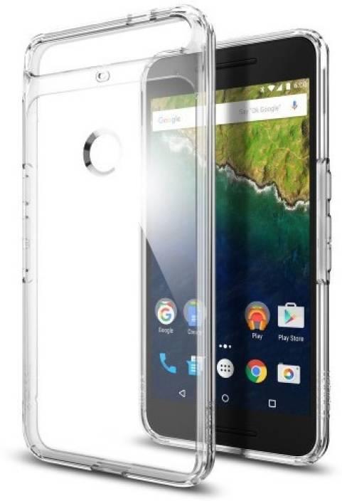 best website 940ab 62fe7 Spigen Back Cover for Google Nexus 6P
