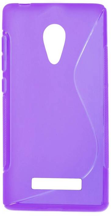 new arrival 15d1f e8927 Accezory Back Cover for Micromax Canvas Spark Q380