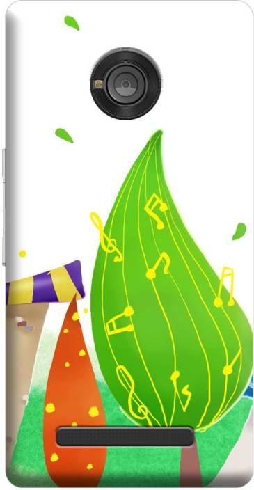 EPICCASE Back Cover for Micromax Yu Yuphoria