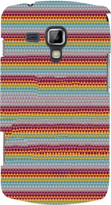 Farrow Back Cover for Samsung Galaxy S Duos
