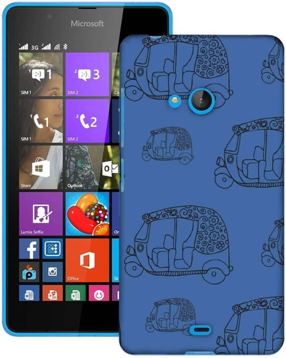 AmerakiDesignHouse Back Cover for Nokia 540