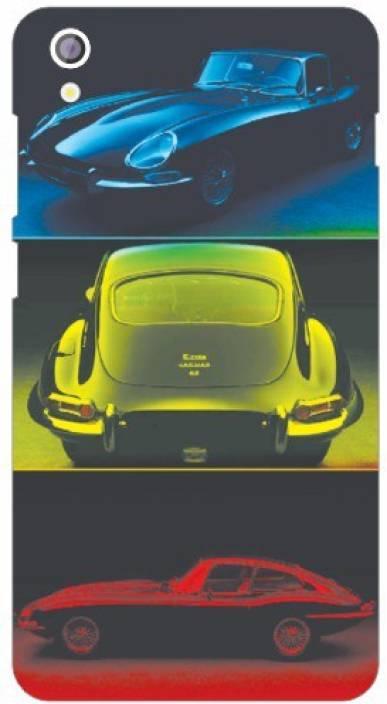 Printland Back Cover for Lenovo S850