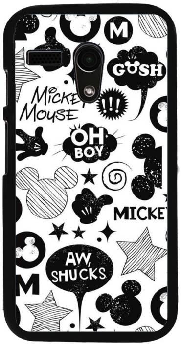 FUSON Back Cover for Motorola Moto G X1032, Motorola Moto G