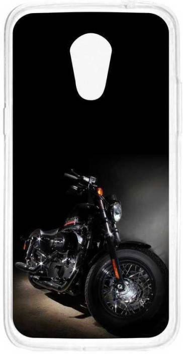 Anger Beast Back Cover for Moto G 2nd Generation