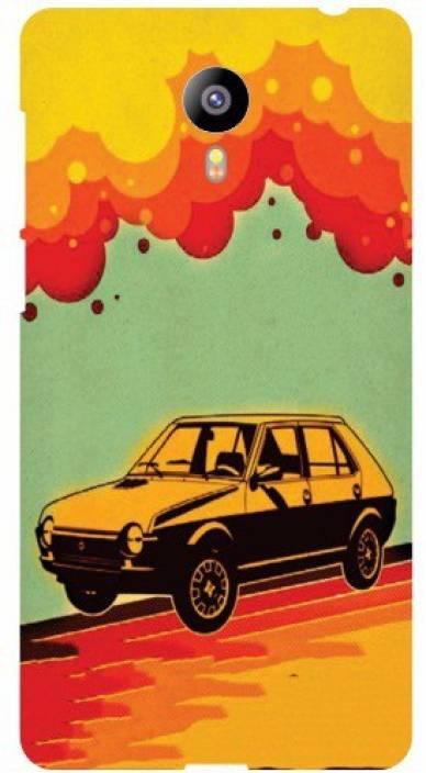 Printland Back Cover for Meizu M2