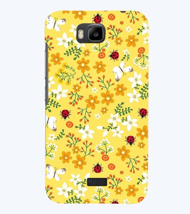 Mobile Makeup Back Cover for Huawei Honor Bee, Huawei Y 5C