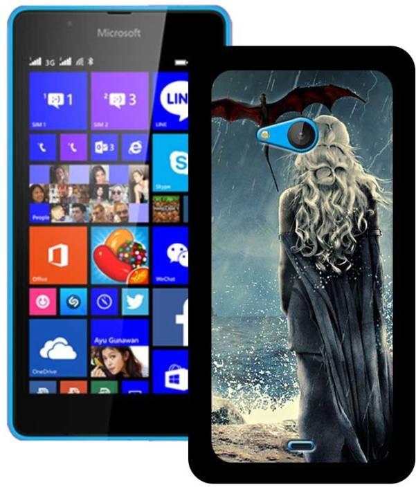 Zapcase Back Cover for Microsoft Lumia 540