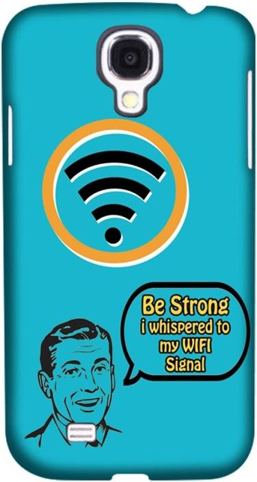 Blink Ideas Back Cover for Samsung Galaxy S4 Mini