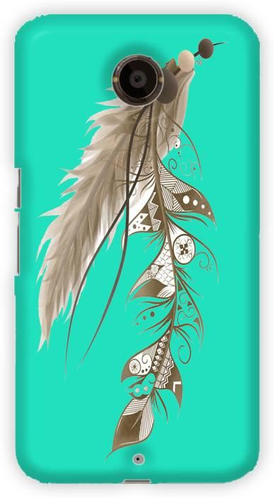 AMY Back Cover for Motorola Nexus 6