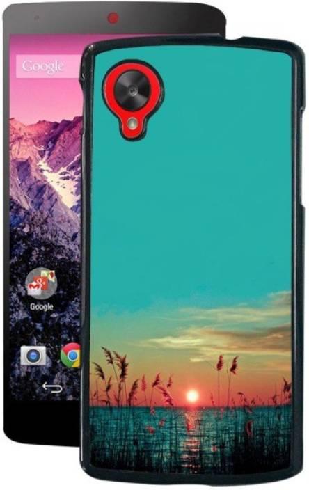 PrintRose Back Cover for LG Nexus 5