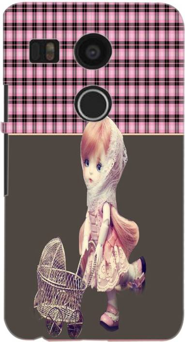 Farrow Back Cover for LG Nexus 5X