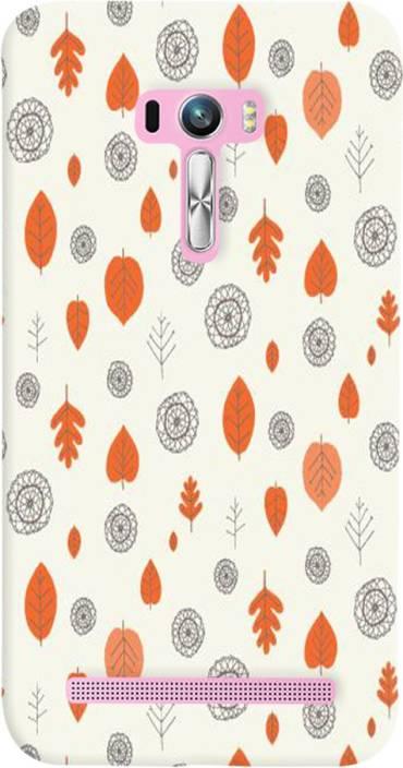 Golden Owl Back Cover for Asus Zenfone Selfie