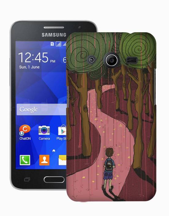 AmerakiDesignHouse Back Cover for Samsung Galaxy Core 2 G3558