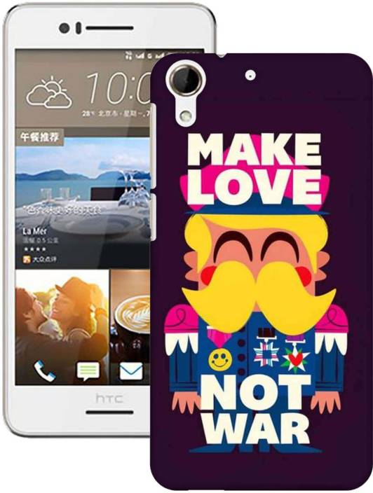 Pickpattern Back Cover for HTC Desire 728 dual sim