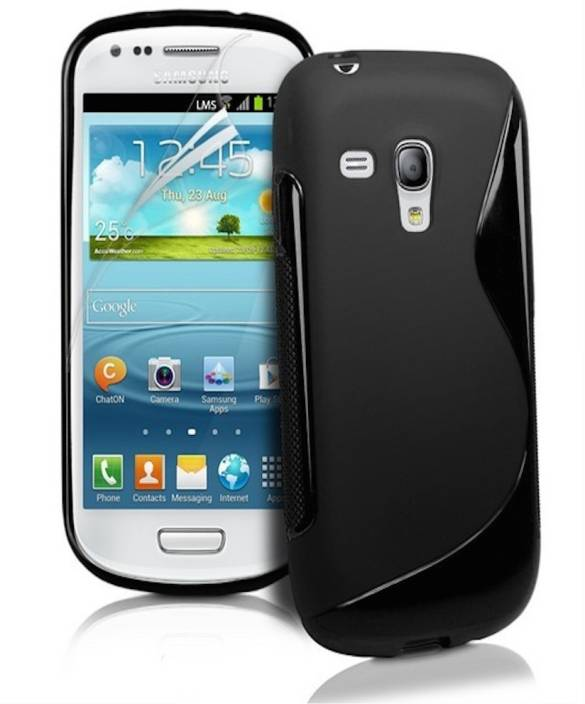 S-Softline Back Cover for Samsung Galaxy S Duos